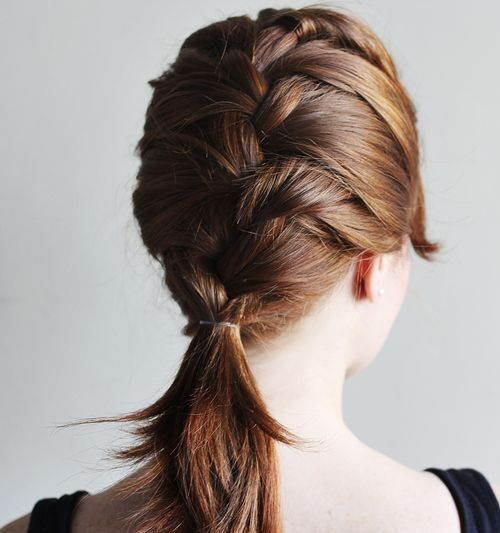 25 Stunning Updos For Medium Hair You Gotta Try