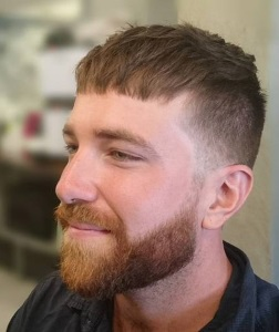 Top hipster haircuts and hairstyles for men nothing screams hipster quite like this short blunt style if you want a trendy cut without the hassle of length or you want to pay tribute to your solutioingenieria Image collections