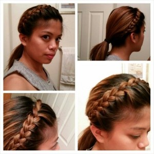 updo for medium hair