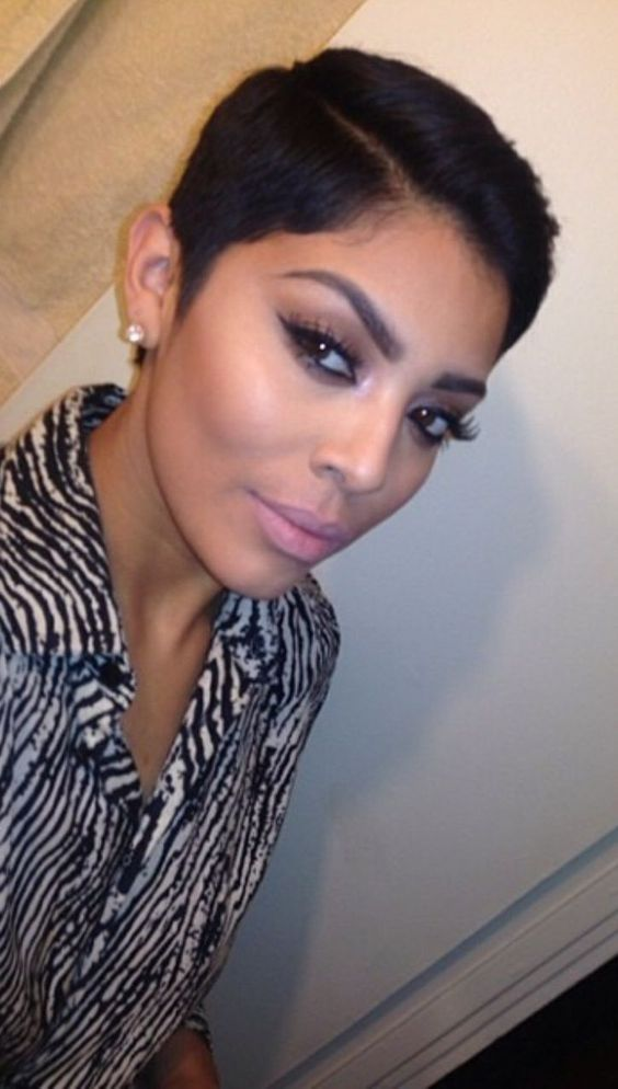 Short Hair Styles For Black Women 50 Stylish Short Hairstyles For Black Women