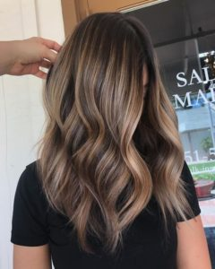 Rich Bronde Color