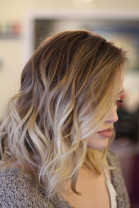 Top 50 Beautiful Balayage Hair Color Ideas