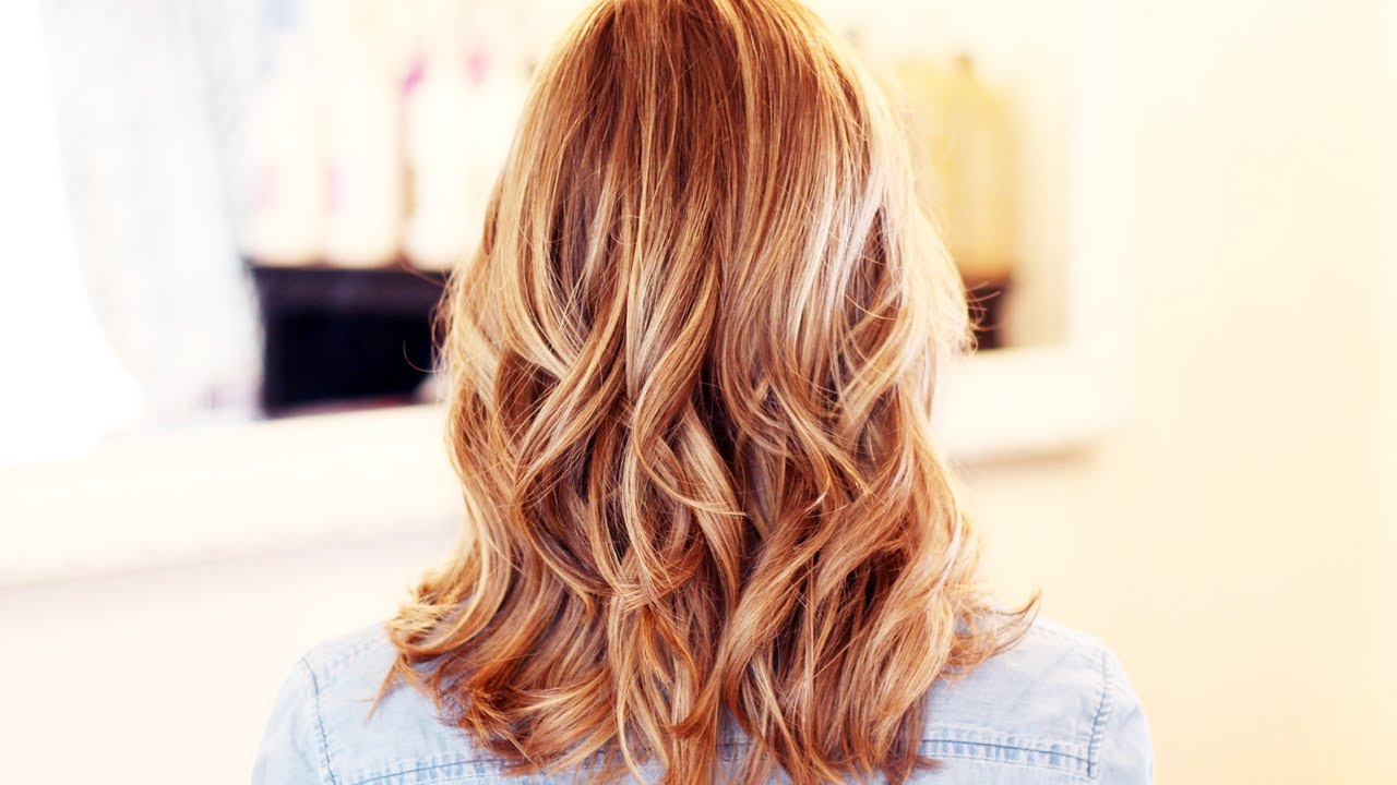 Top 50 Beautiful Balayage Hair Color Ideas Part 38