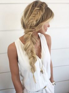 Big Loose Fishtail