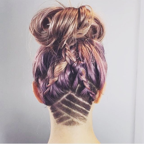 Top 25 Messy Bun Hairstyles