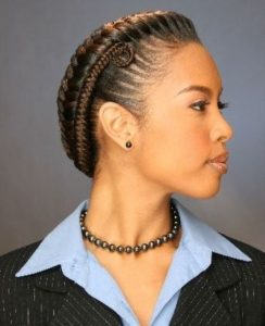 black goddess braids hairstyles