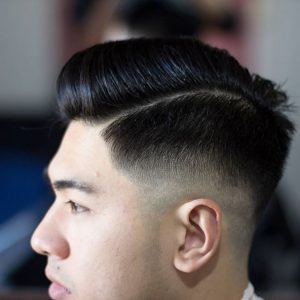 asian-hair-sticks-out