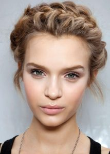 how to do french braids