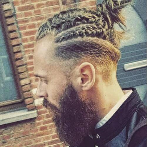 Braids For Men Top Men S Braid Ideas The Man Braids Guide