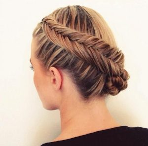 french fishtail braid
