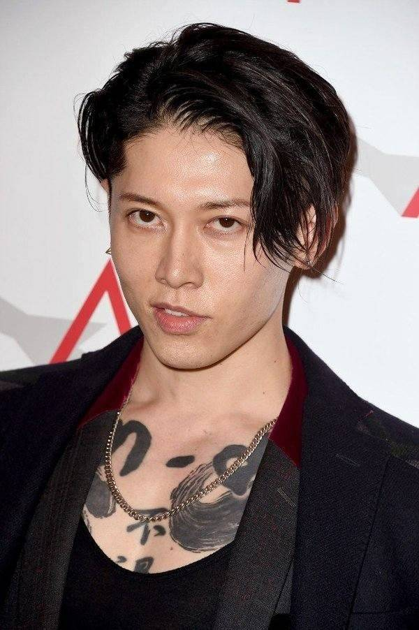 asian mens hair style an edgy asian hairstyles 6733