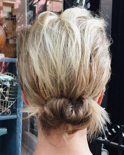 35 Easy Updos You Ll Love To Try Easy Updo Ideas