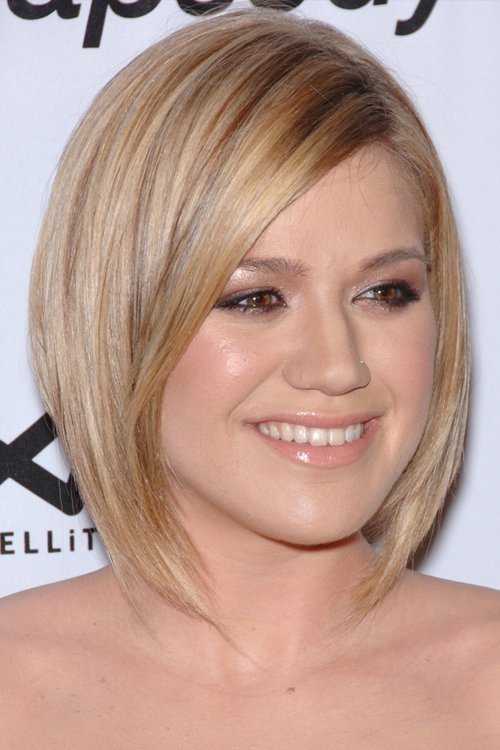 50 Gorgeous Short Haircuts For Round Faces