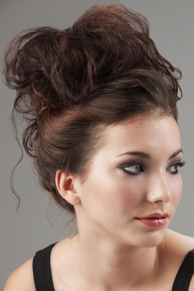 your hair style top 25 bun hairstyles unique and easy buns 8057