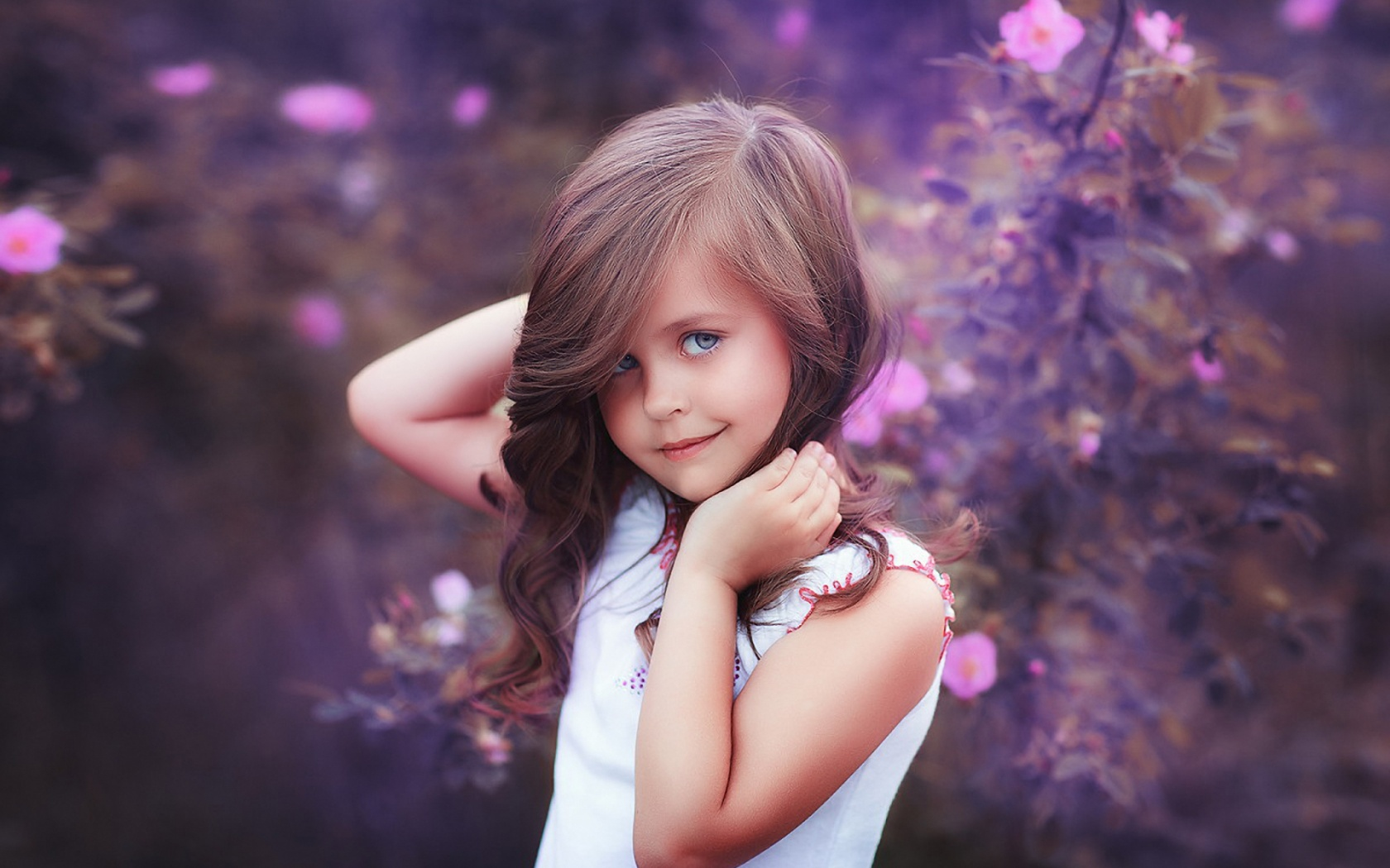Small Girl Love Wallpaper : 30 Super cool Hairstyles For Girls