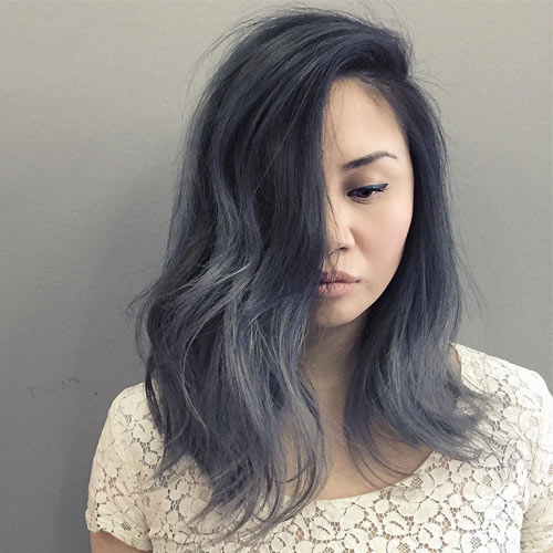 How To Make Grey Hair Darker Naturally