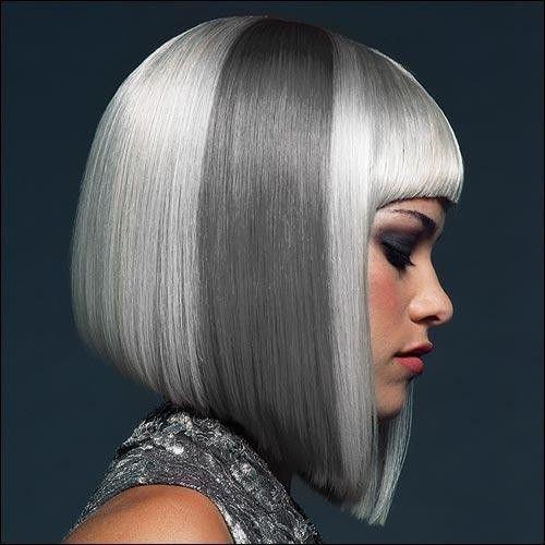 Silver Hair Dye: 30 Gorgeous Silver Hair Dye Looks