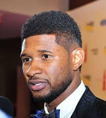 One Of The Men To First Wear The Style, Entertainment Mogul Usher Is  Directly Responsible For Much Of The Mohawk Fadeu0027s Popularity.