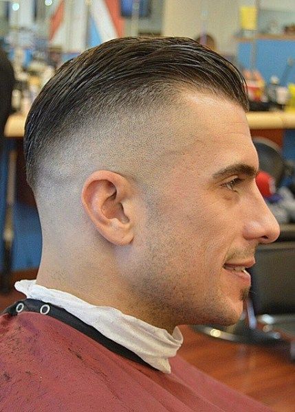 30 Trendiest Undercut Hairstyles For Men