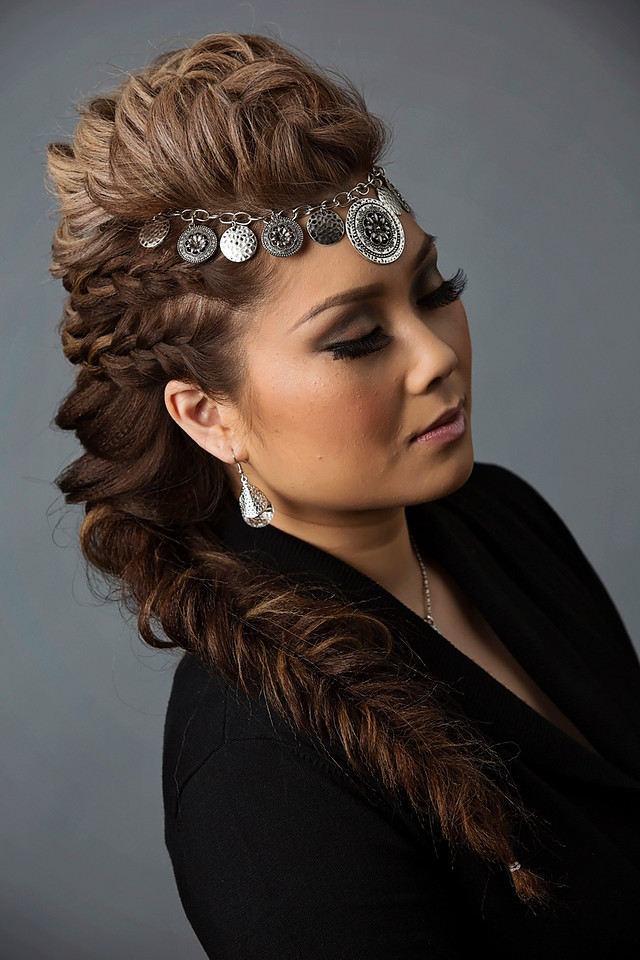 mowhawk hair style 30 braided mohawk styles that turn heads 5526