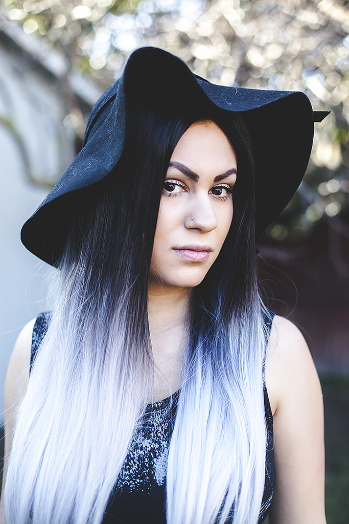 20 Glamorous Black Ombre Hair Styles Black Ombre Photos