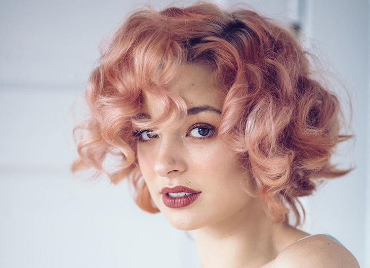 A Hairstyles For Short Hair: 30 Pink Hairstyles Ideas For This Season