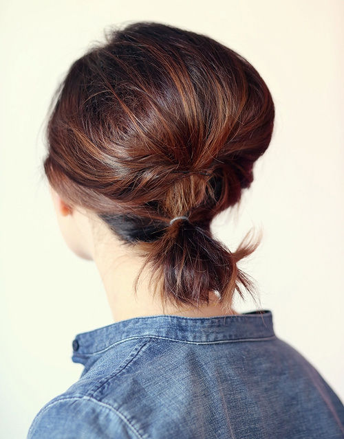Short Hair Updos: 30 Easy and Stylish Updos For Short Hair