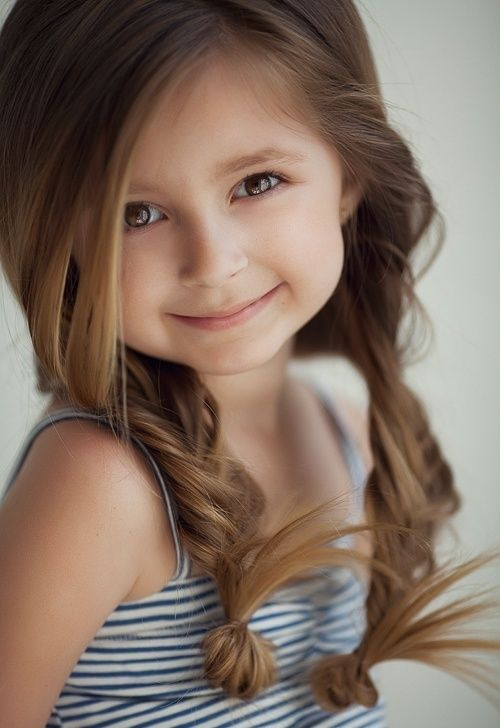 16Fishtail Pigtail Style For Little Girls