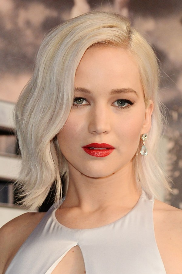 Platinum Blonde Hair Color Shades Styles