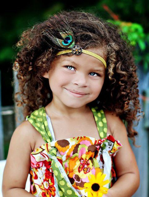 30 Cute And Easy Little Girl Hairstyles Ideas For Your