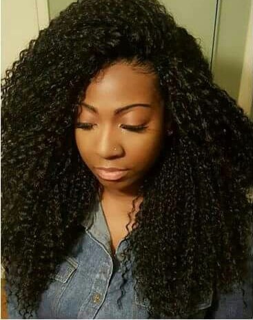 3long Wavy Crochet Braids