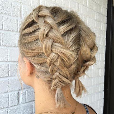how to do a dutch braid super easy dutch braid tutorial