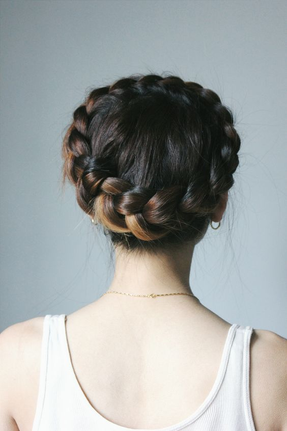Dutch Braided Headband: Super Easy Dutch Braid Tutorial