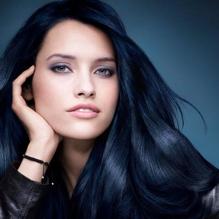 black-blue-hair-color