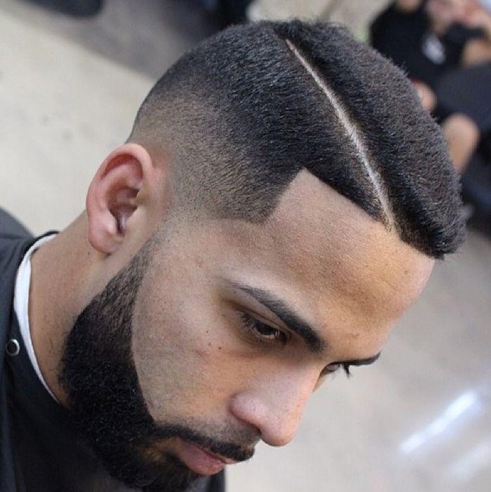 Natural Black Hair Male
