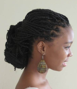 60 Totally Chic And Colorful Box Braids Hairstyles To Wear