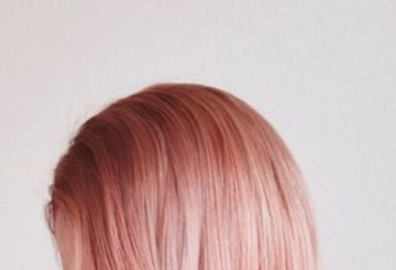 pink hairstyles and color ideas
