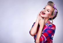 30 Pin Up Hairstyles
