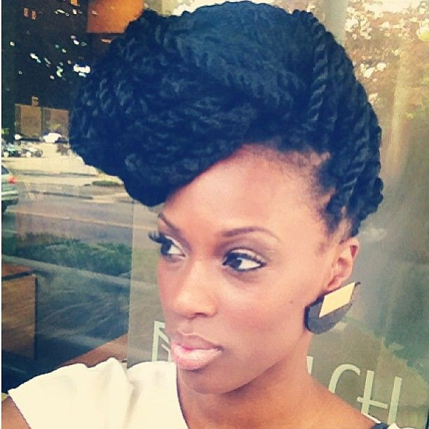 styles using marley hair 35 stunning twists styles you ll to try 8515