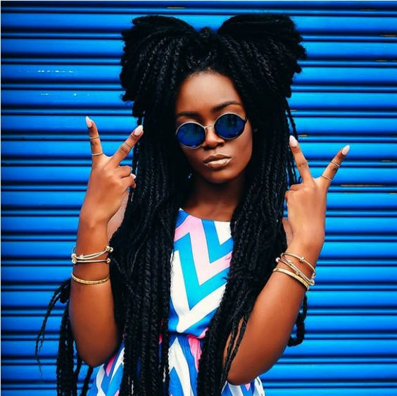 35 Stunning Kinky Twists Styles You Ll Love To Try