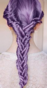 Three Strand Braided Fishtails