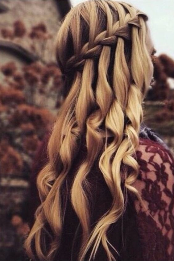 8waterfall Braid