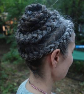 dutch spiral braid