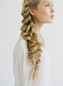 frozen braid