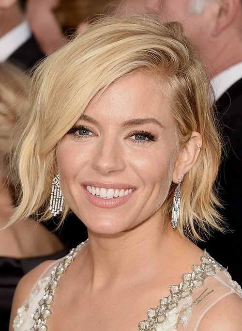 30 Short Wavy Hairstyles For Bouncy Textured Looks