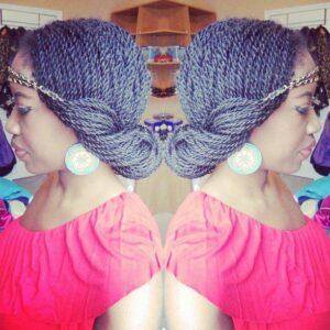 Senegalese headband