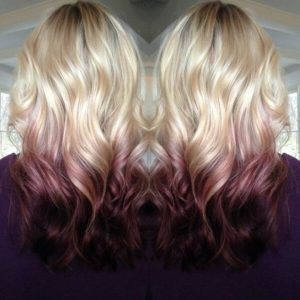 Black Cherry Ombre