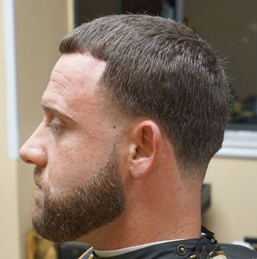 Top 25 Caesar Haircut Styles For Stylish Modern Men