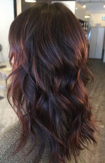 30 Dark Red Hair Color Ideas Amp Sultry Showstopping Styles