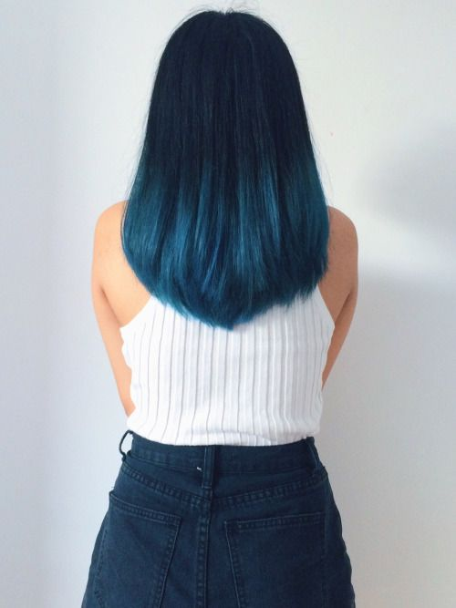 30 Blue Ombre Hair Color Ideas For Bold Trendsetters